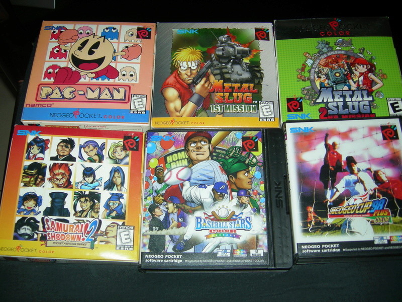 SFCHAMPION Neogeo Collection Dscn0921