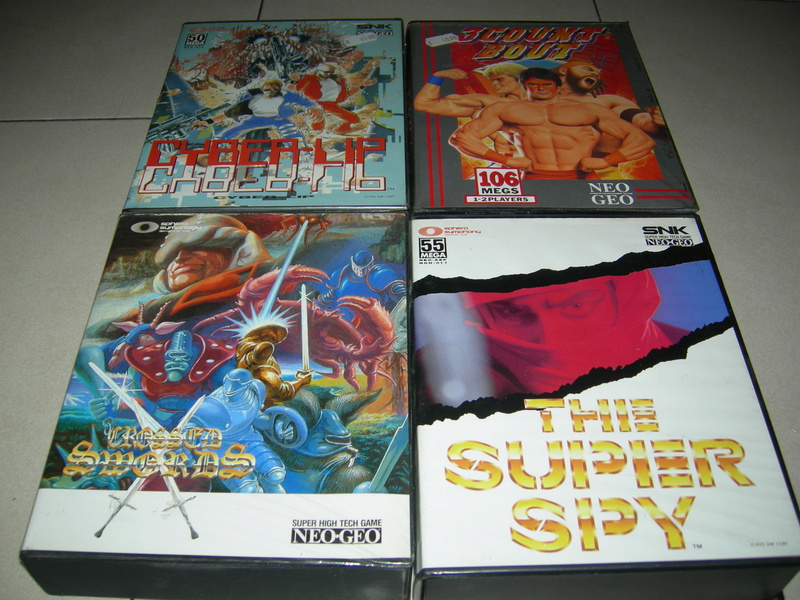 SFCHAMPION Neogeo Collection Dscn1226