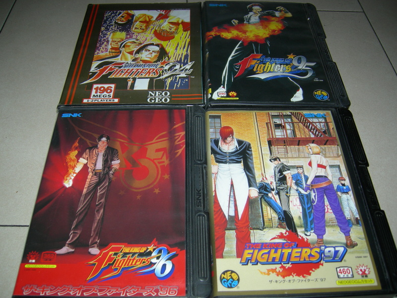 SFCHAMPION Neogeo Collection Dscn1227