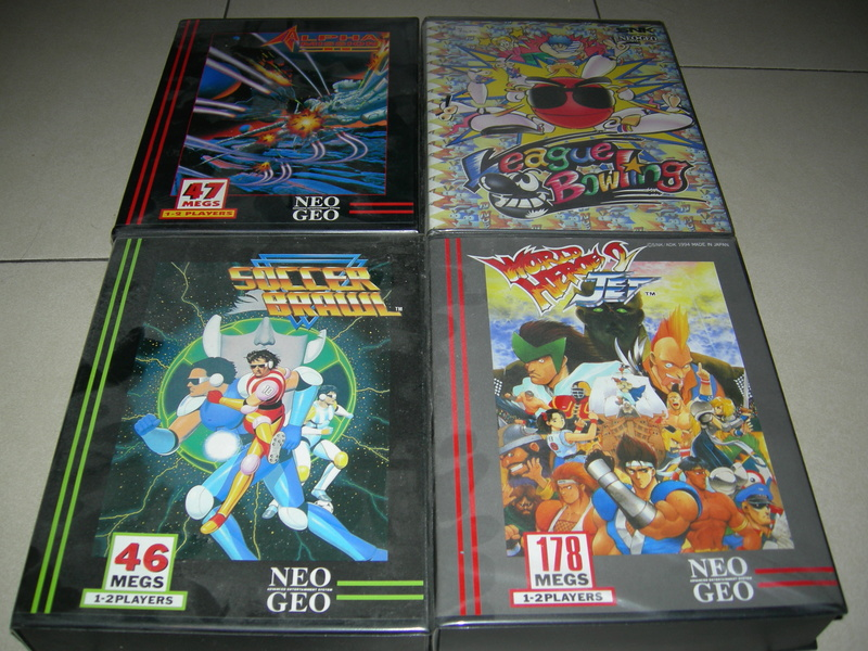 SFCHAMPION Neogeo Collection Dscn1228