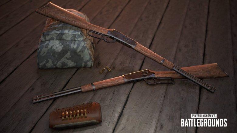 Winchester dans les jeux vidéo Pubg-w12