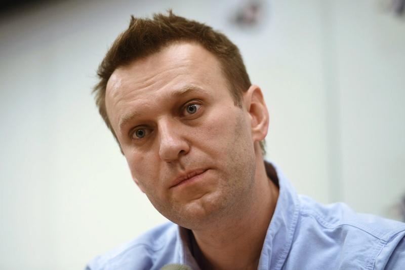 Навальный снова прикидывается «политической жертвой режима» 88bed010