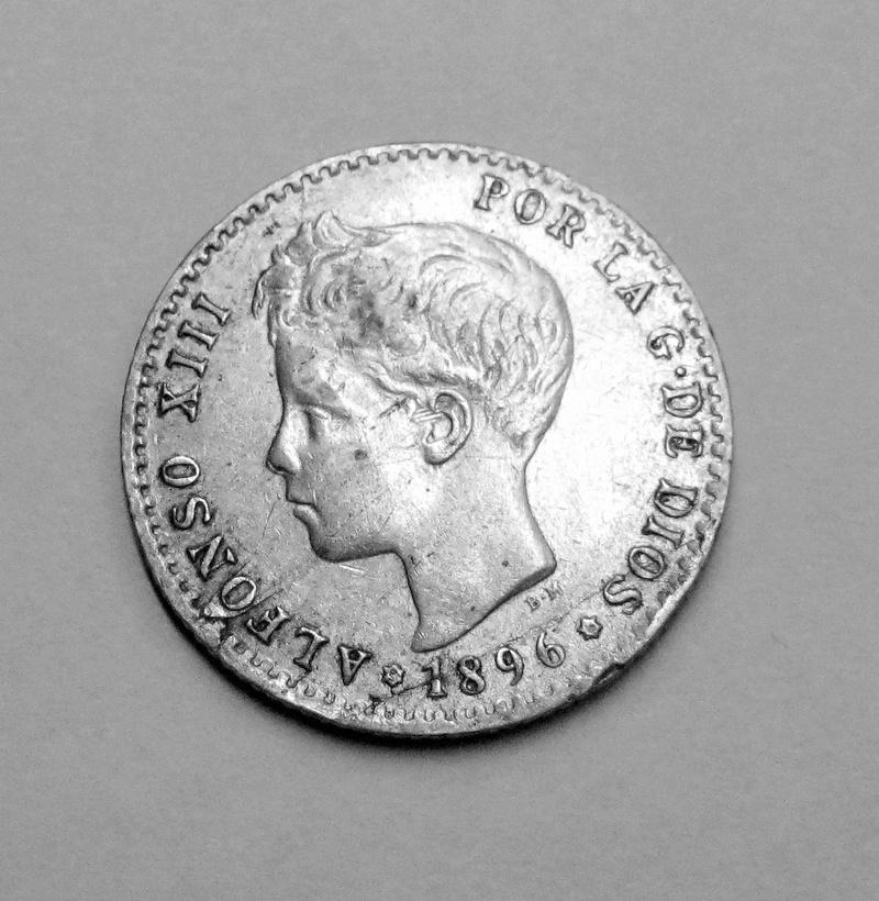 50 céntimos Alfonso XIII, variante oreja rayada. Img_2411