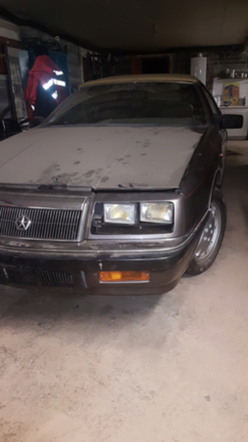 chrysler le baron 1989 2.5 turbo  20180110