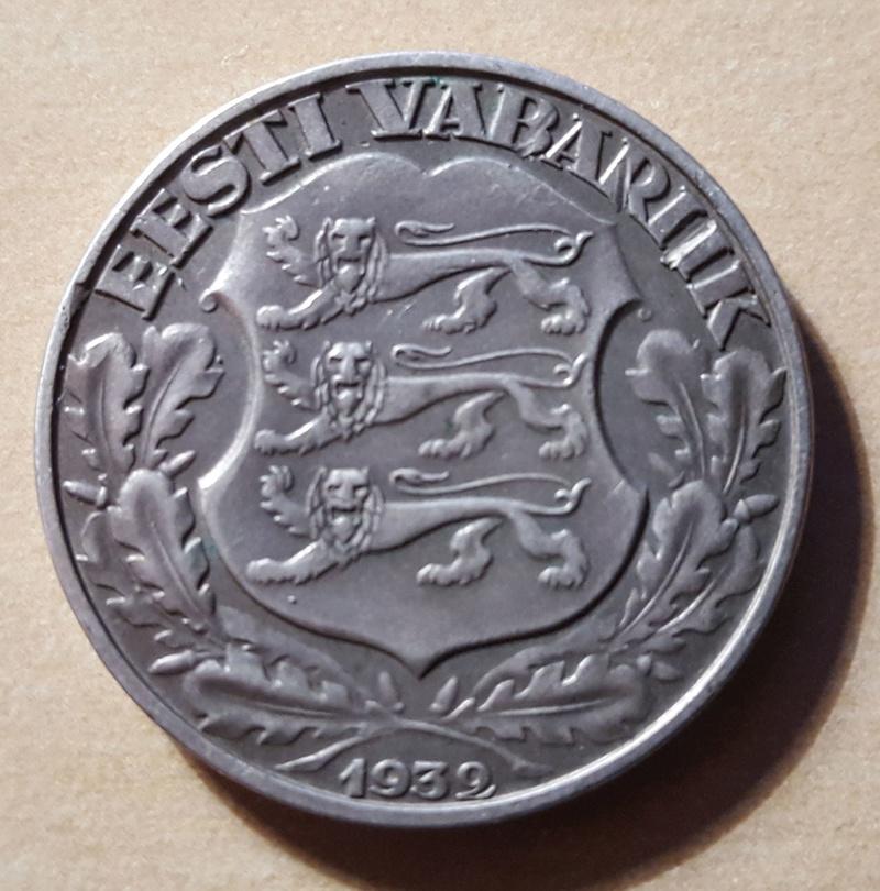 2 Krooni de 1932 Estonia 20180211