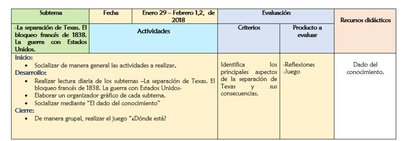 Situación Didáctica  12121210