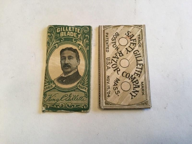 """lames gillette   1905 1906 """"early seals"""" Kj111"""