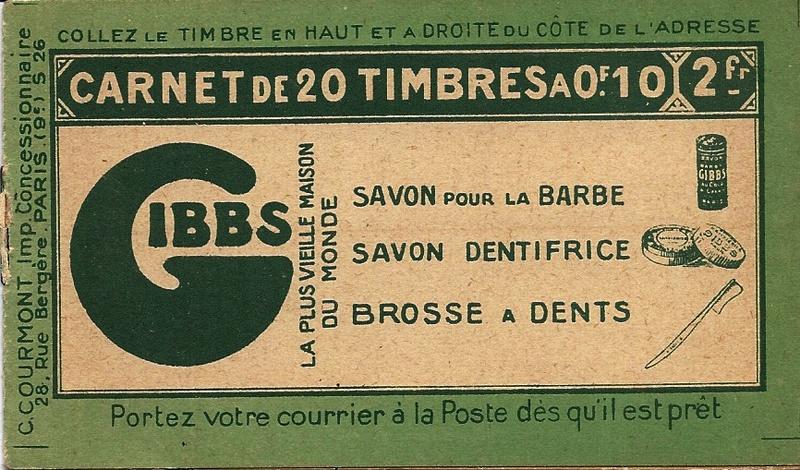 Lames de rasoir GIBBS et produits de la marque - Page 3 Timbre10