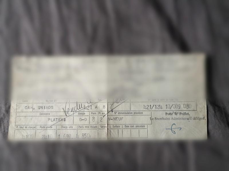 Unimog 421 déclassé véhicule pl en vl Img_2016