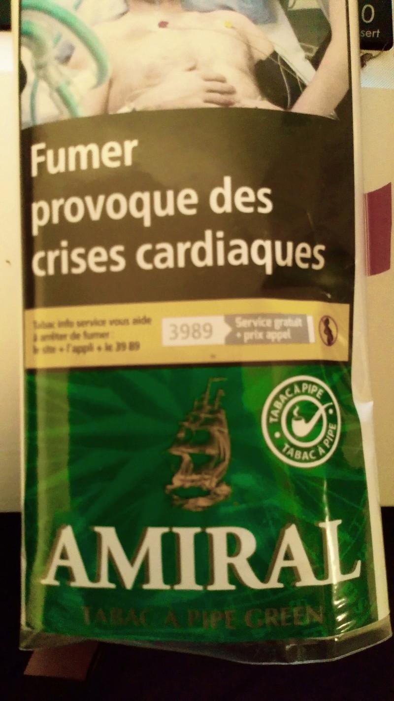 Amiral Green (menthe) Amiral11