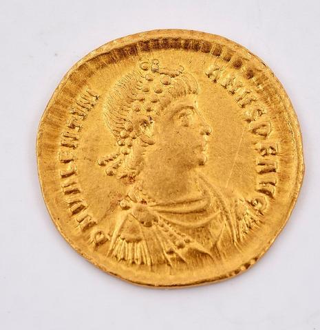 Etat Monnaie Valentinien II 16204610