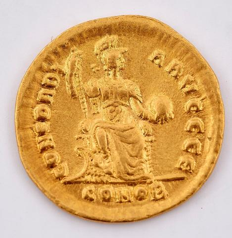 Etat Monnaie Valentinien II 16204710