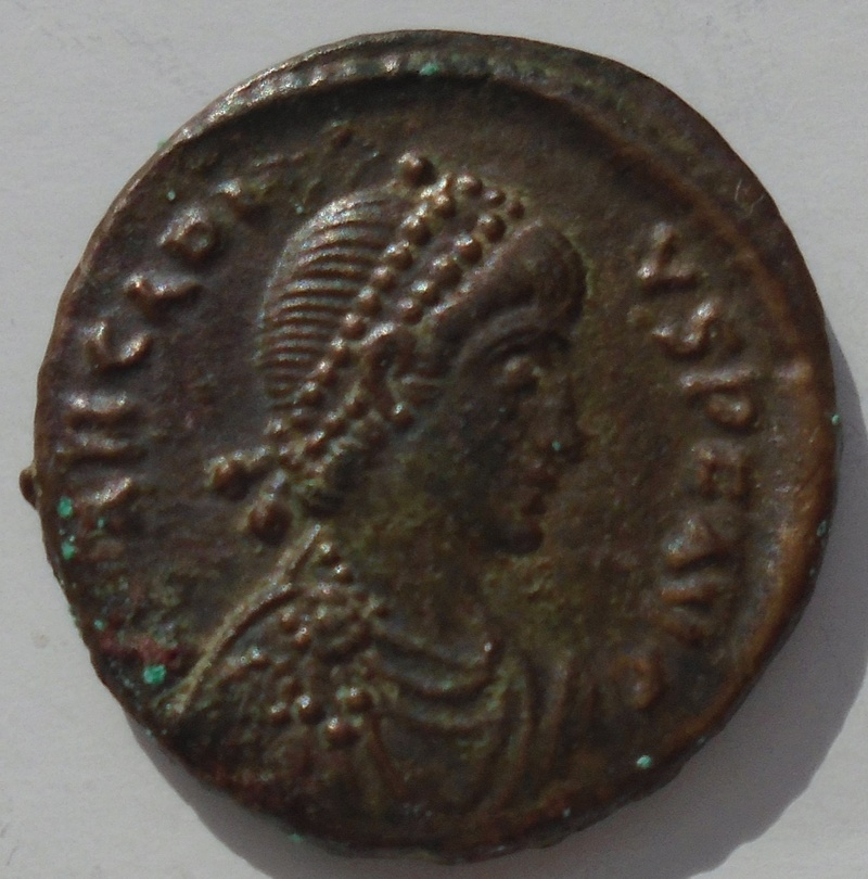 Nummus Arcadius Arcadi10