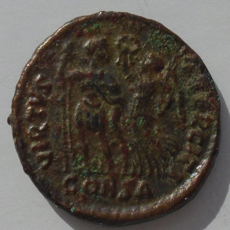 Nummus Arcadius Arcadi11