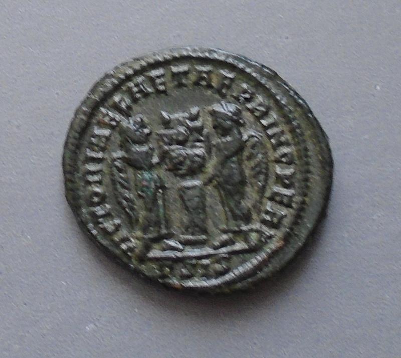 Bronze Constantin 1er le grand Consta23