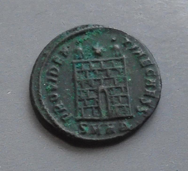 Nummus Constantin II RIC 77 Consta30