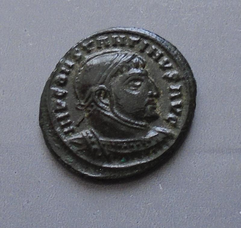 Bronze Constantin 1er le grand Contan11