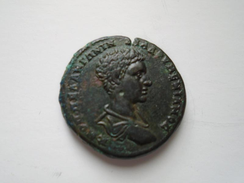 Bronze Diaduménien provinciale romaine Dsc02717