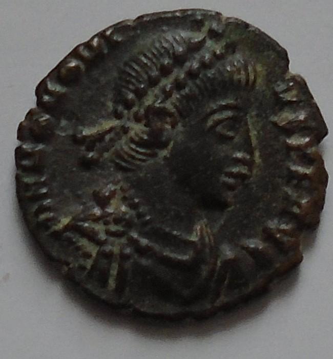 Nummus Honorius Honori10