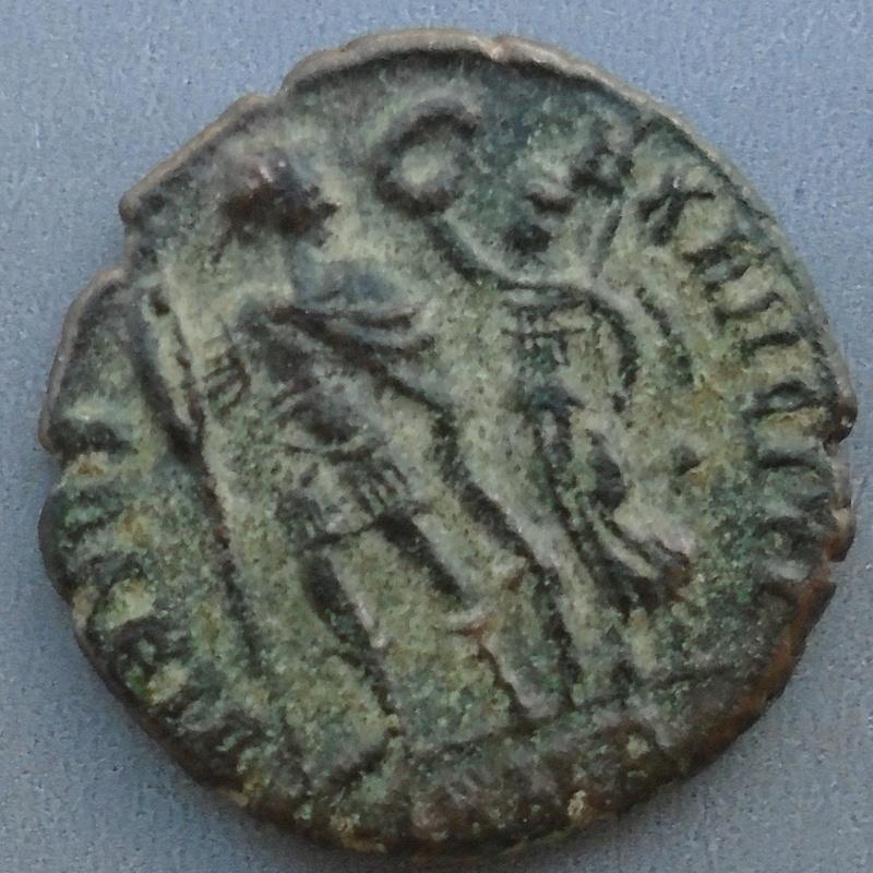 Nummus Honorius Revers11