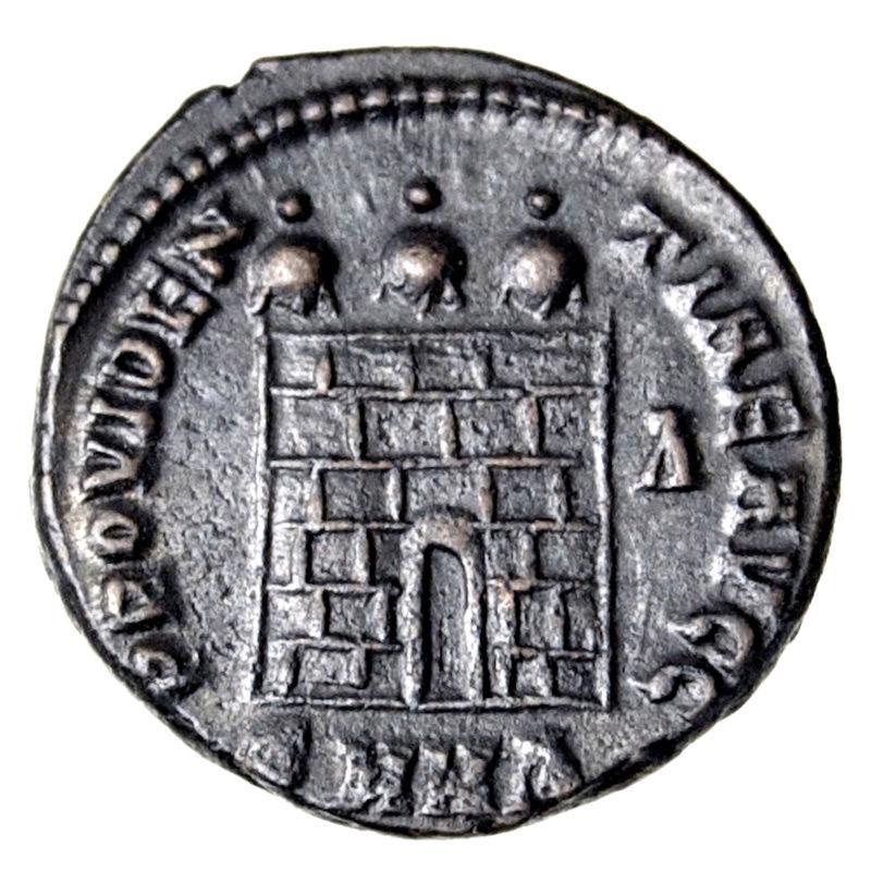 Indice rareté centenionalis Licinius I S-l16012