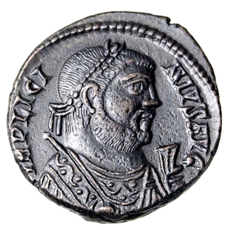 Indice rareté centenionalis Licinius I S-l16013
