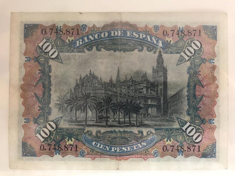 100 pesetas 1907 Img_0110