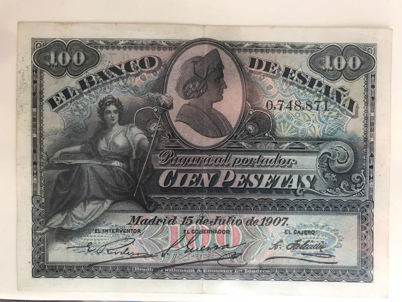 100 pesetas 1907 Img_0111