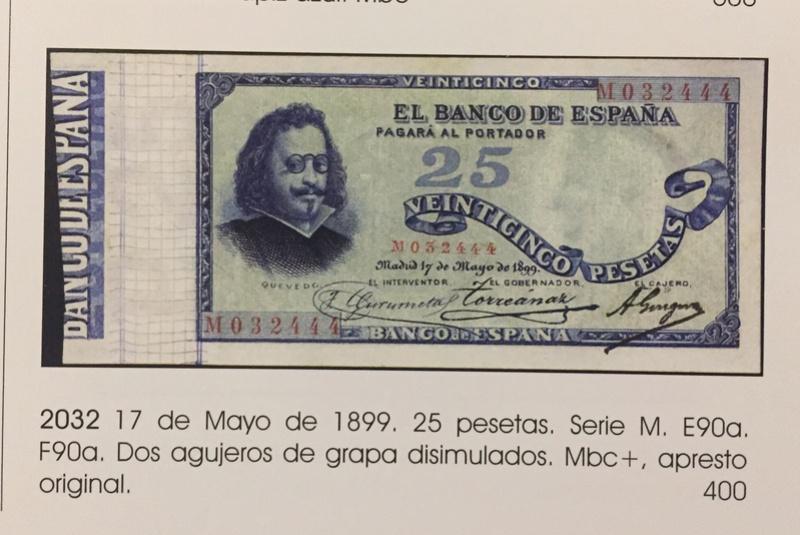 Billetes de Quevedo (1899/1900) - Estadísticas de Tirada Img_9014