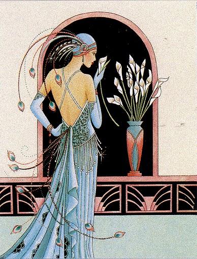 Beautiful Feminine Art Image510