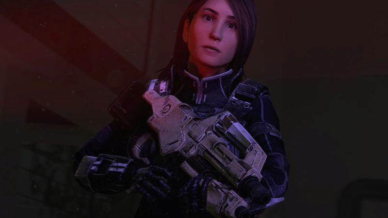 Major Rachel Elizabeth - Venir Counter-Insurgency Asset Liz10