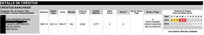 Deuda Santander 110