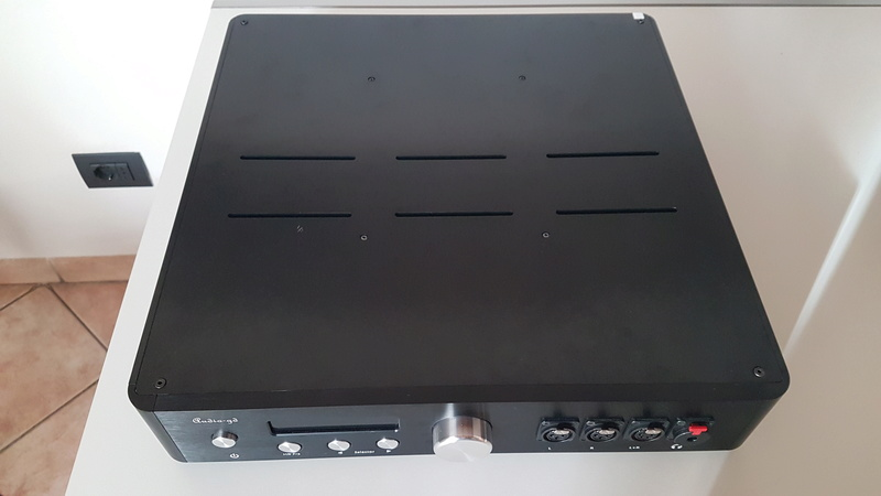 [Venduto] DAC / ampli Audio GD NOS 11 [Venduto] Nos11-11