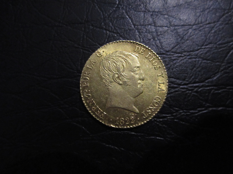 Fernando VII. 80 reales. 1822. Madrid S.R. Img_7012