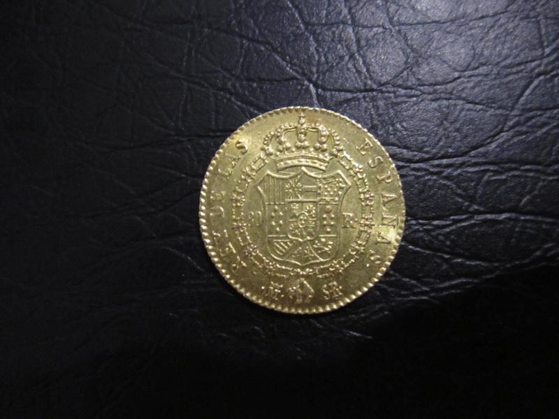 Fernando VII. 80 reales. 1822. Madrid S.R. Img_7013