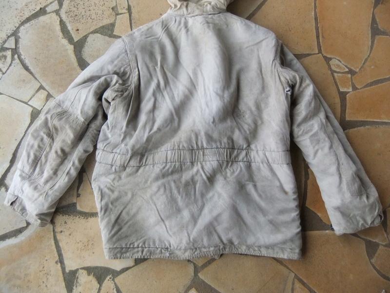 Parka camouflage flou réversible  Dscf4830
