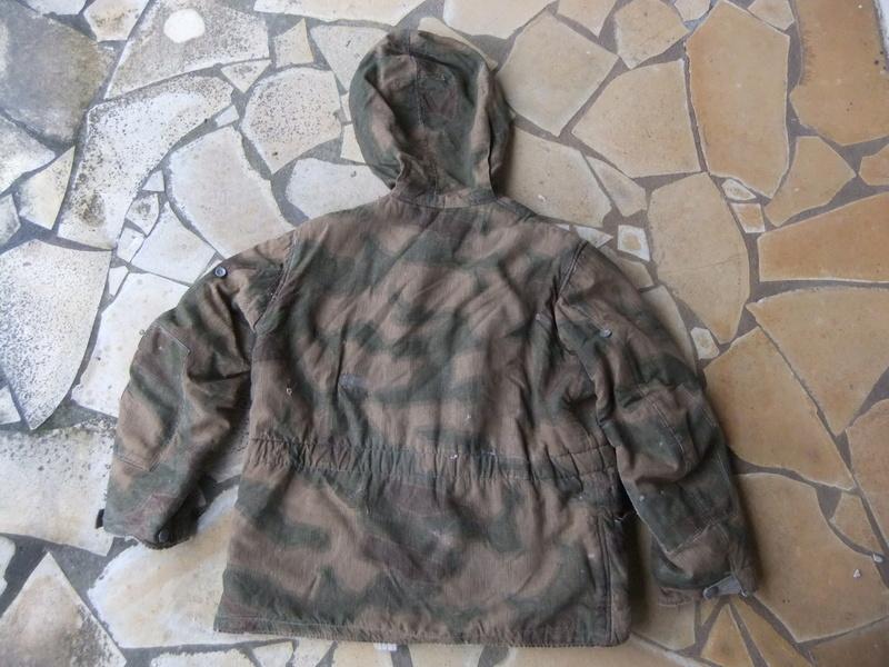 Parka camouflage flou réversible  Dscf4831