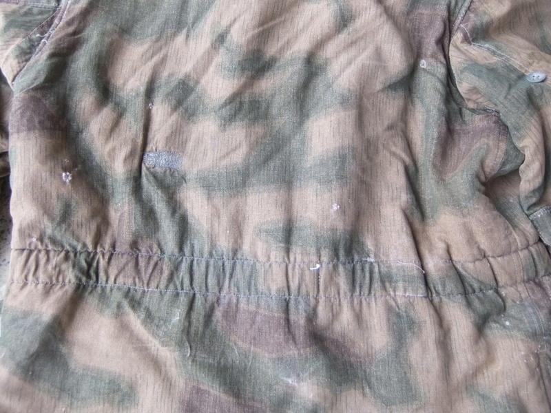 Parka camouflage flou réversible  Dscf4833