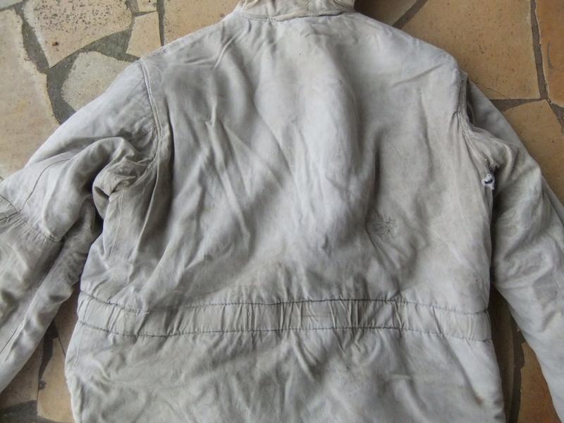 Parka camouflage flou réversible  Dscf4837