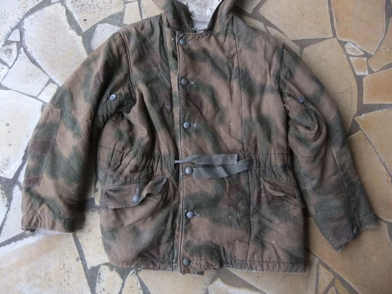 Parka camouflage flou réversible  Dscf4838