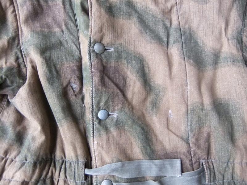 Parka camouflage flou réversible  Dscf4840