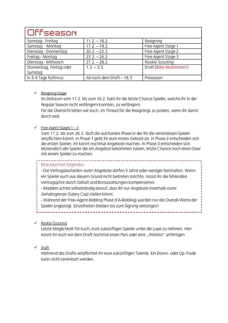 Offseason-Schedule / Neue Free Agent Bidding Regel Offsea10