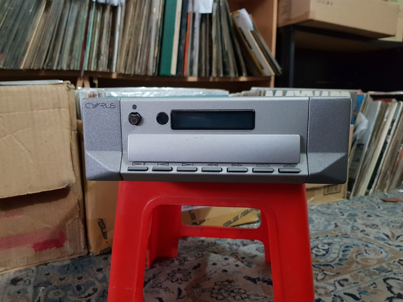 Cyrus Audio CD 8X - CD Player 20180222