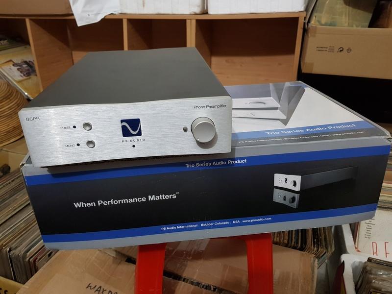 PS Audio - GCPH Phono Preamplifier 20180414