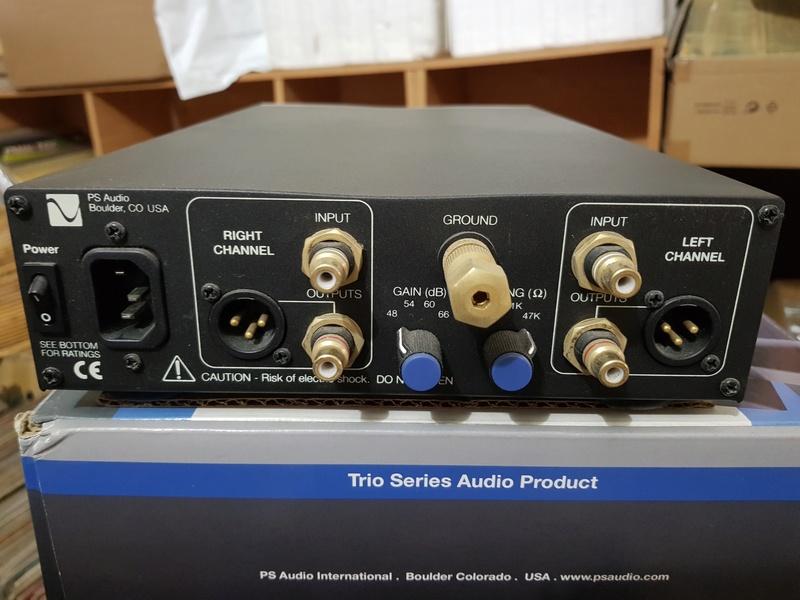 PS Audio - GCPH Phono Preamplifier 20180417