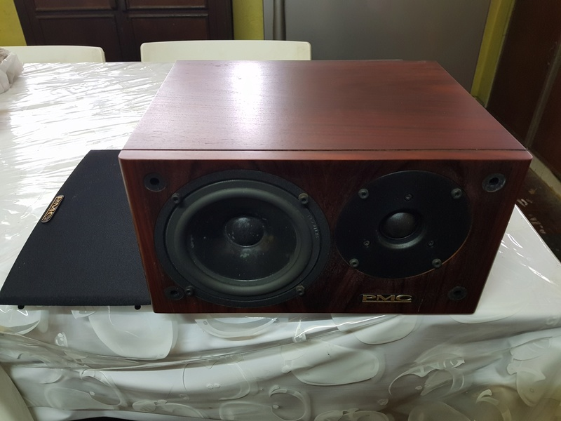 PMC DB1 Plus Speaker 20180520