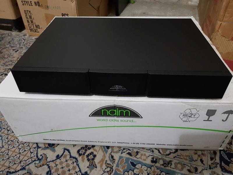 Naim Power Amp - NAP 150x 20180523