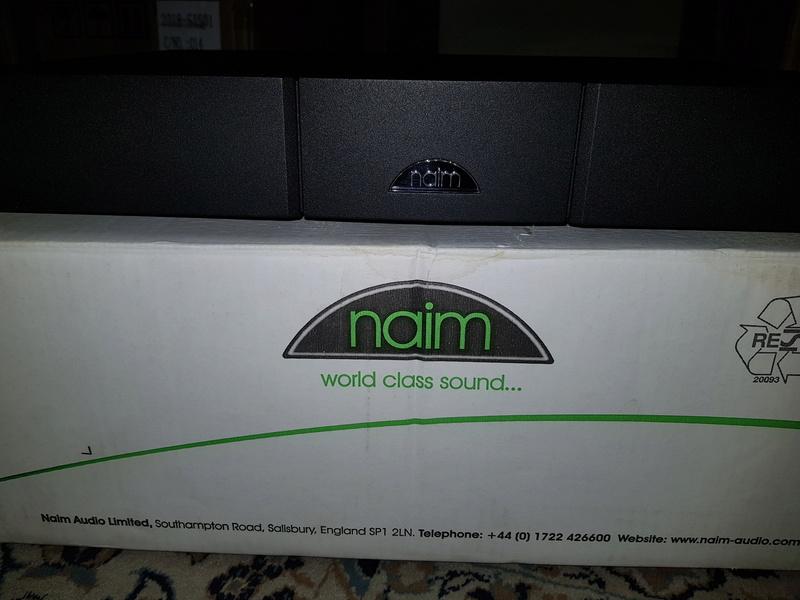 Naim Power Amp - NAP 150x 20180524