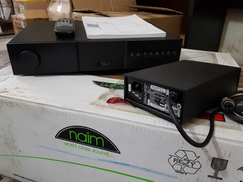 SOLD - Naim NAC 202 preamp & NAPSC  Back_n12