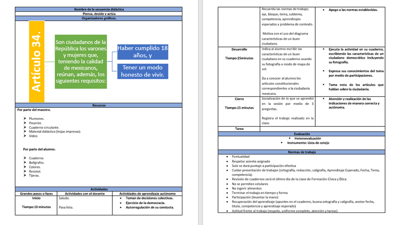 Ambiente de aprendizaje  S410